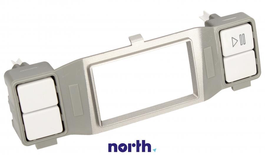 Przednia obudowa wyświetlacza do zmywarki Beko 1766781200,0