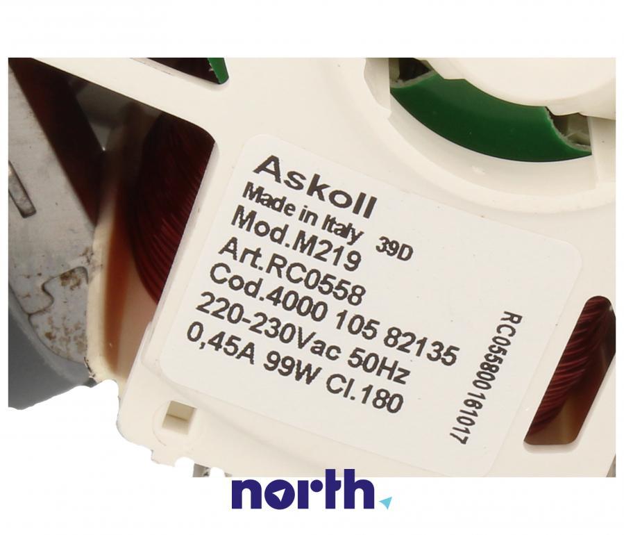 Pompa myjąca z turbiną do zmywarki Whirlpool 481010625628,4