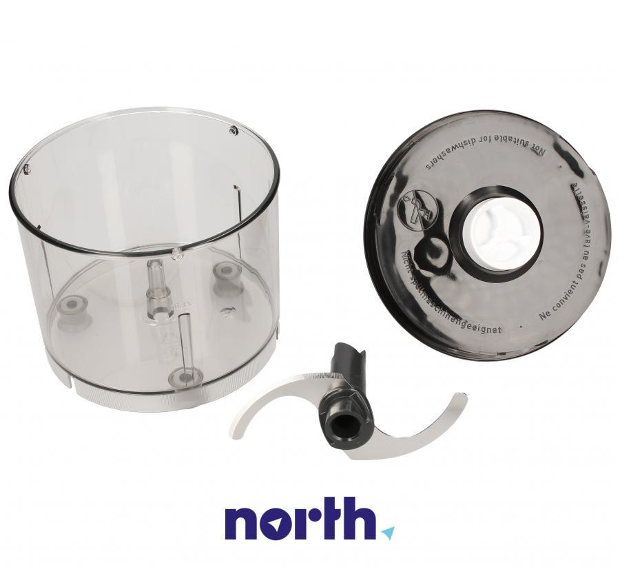 Rozdrabniacz kompletny do blendera ręcznego Bosch 00753480,1