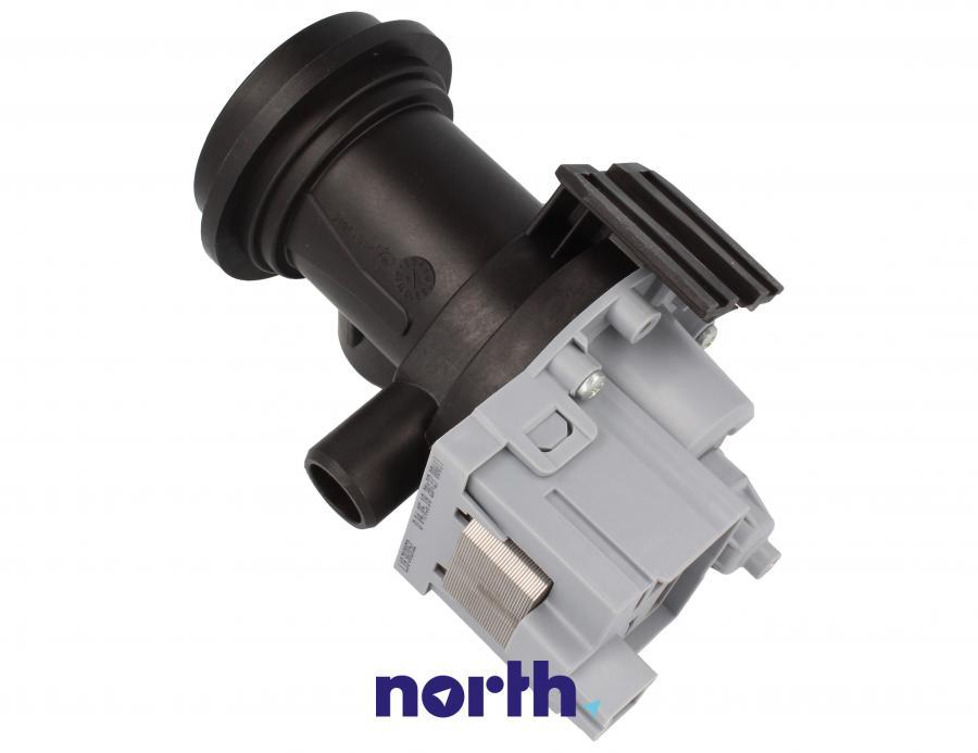 Pompa odpływowa kompletna (silnik + obudowa) do pralki Indesit 482000023447,2