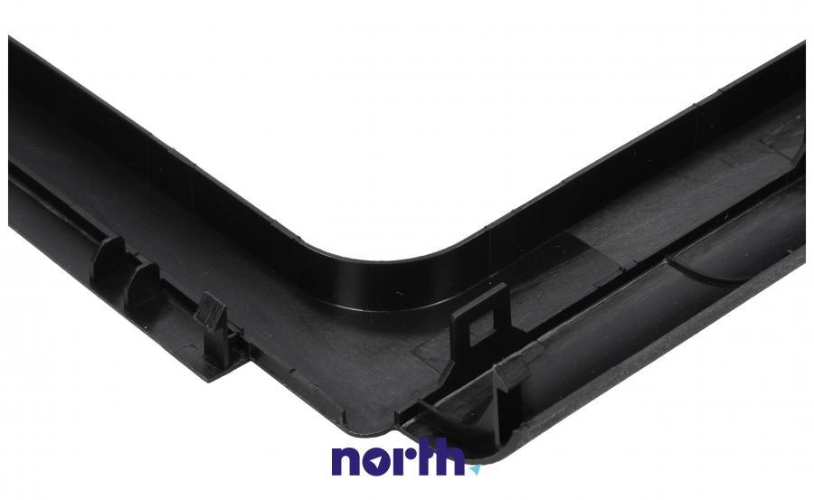 Ramka wewnętrzna drzwiczek do mikrofalówki Whirlpool 482000018885,2