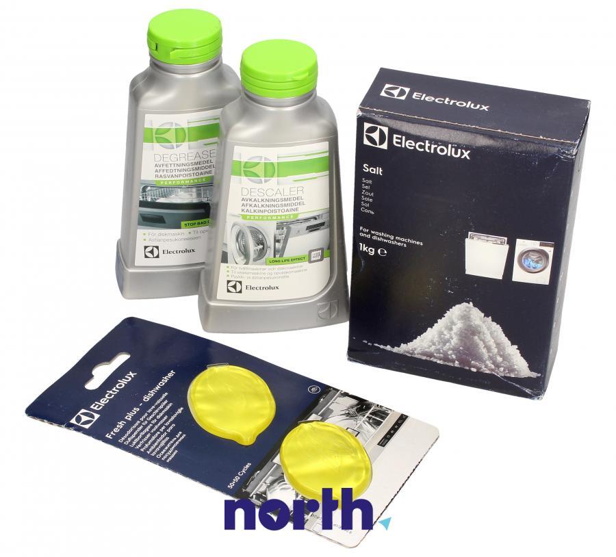 Środki do czyszczenia i pielęgnacji do zmywarki Electrolux 9029792208,0