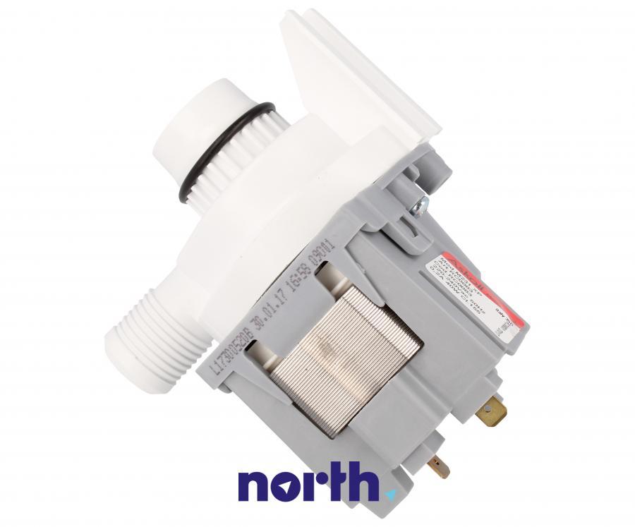 Pompa odpływowa kompletna (silnik + obudowa) do pralki AEG,2