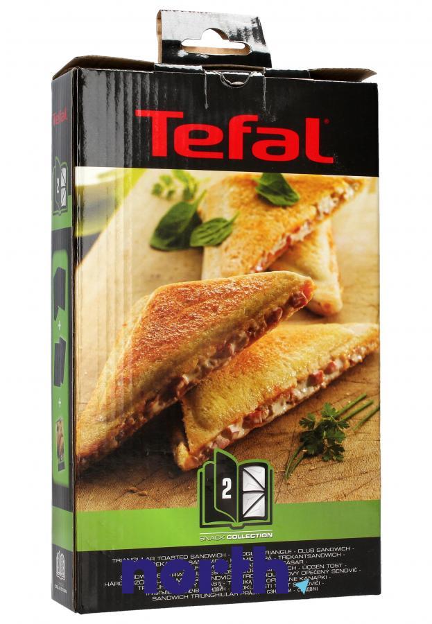 Płyta grzejna do kanapek do opiekacza Tefal XA800212,1