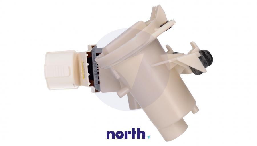 Pompa odpływowa kompletna (silnik + obudowa) do pralki Whirlpool 484000001051,0
