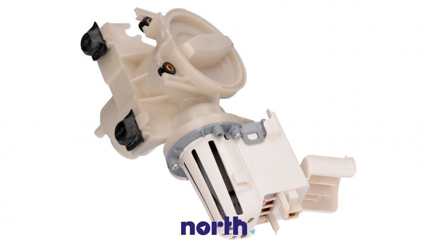 Pompa odpływowa kompletna (silnik + obudowa) do pralki Whirlpool 484000001051,2