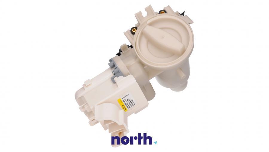 Pompa odpływowa kompletna (silnik + obudowa) do pralki Whirlpool 484000001051,3