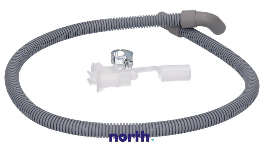 Pompa odpływowa kompletna (silnik + obudowa) do pralki Whirlpool 484000001051,4