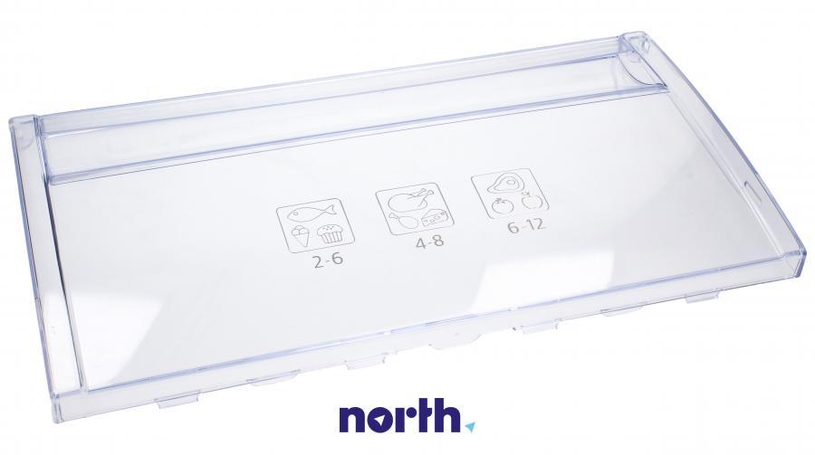 Front szuflady górnej do komory zamrażarki do lodówki Beko 4397312800,0