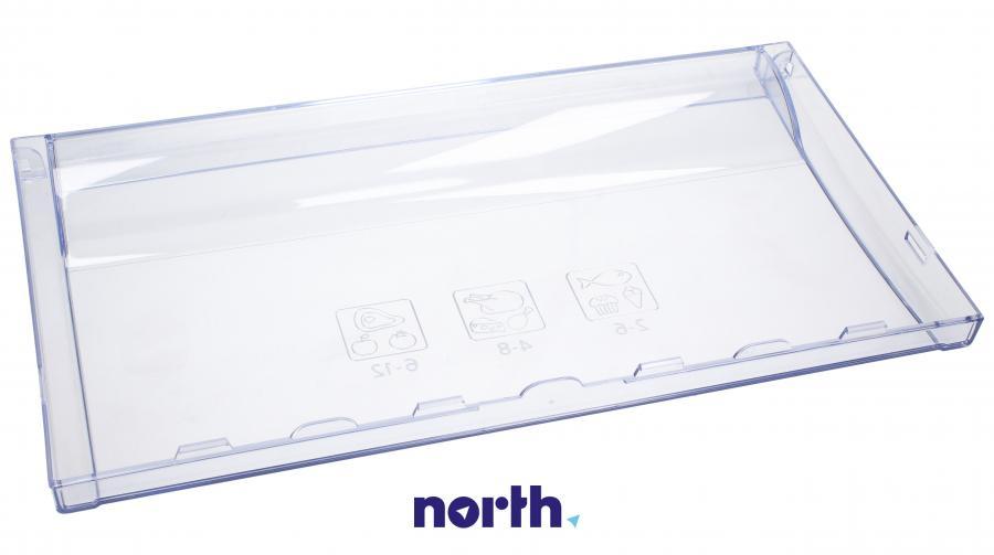Front szuflady górnej do komory zamrażarki do lodówki Beko 4397312800,1