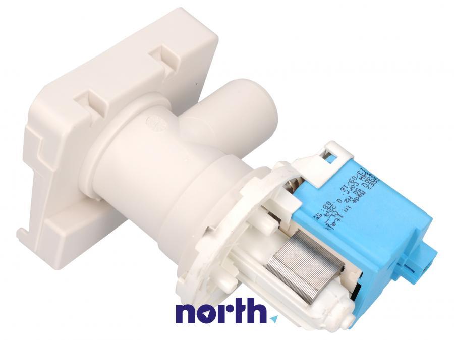 Pompa odpływowa kompletna (silnik + obudowa) do pralki Ardo,1