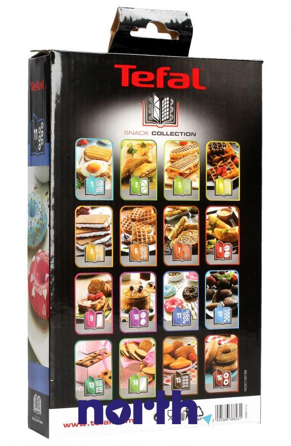 Płyta grzejna do donutów do opiekacza Tefal XA801112,2