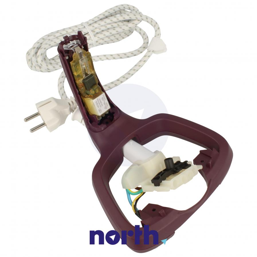 Obudowa tylna z kablem zasilającym do żelazka Calor CS-00129164,2