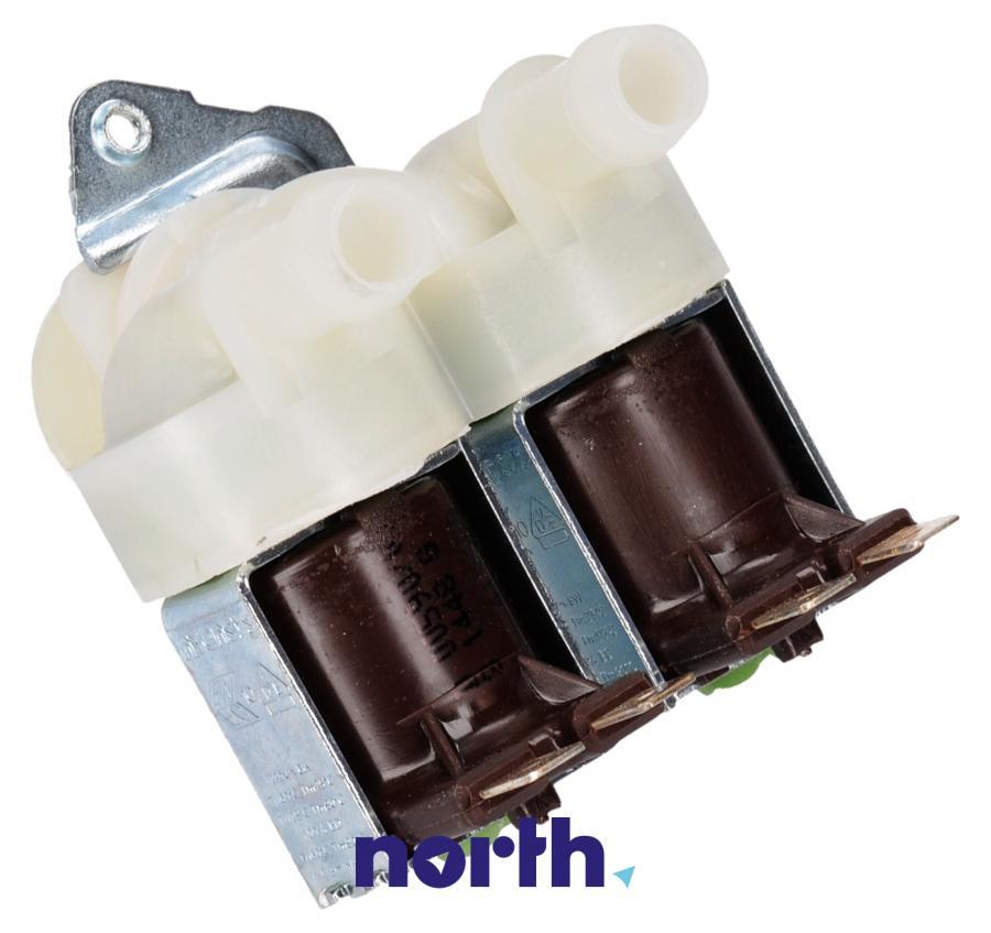 Elektrozawór podwójny (dwudrożny) do pralki Gorenje 419688,1