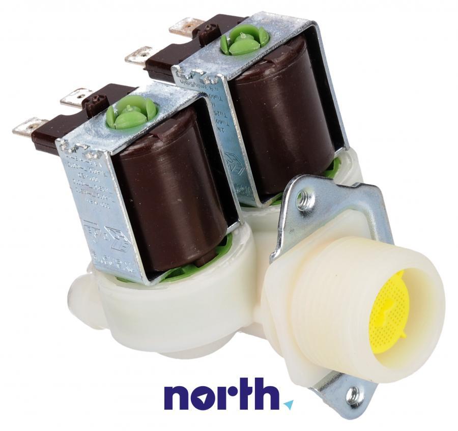 Elektrozawór podwójny (dwudrożny) do pralki Gorenje 419688,2