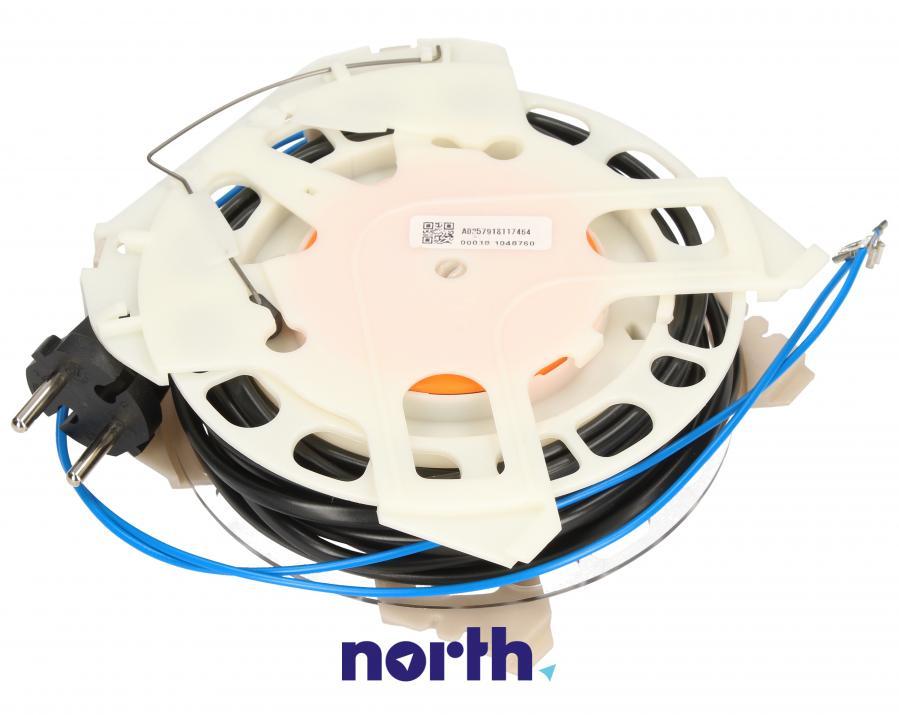 Zwijacz kabla z kablem zasilającym i wtyczką do odkurzacza Electrolux 140025791819,0