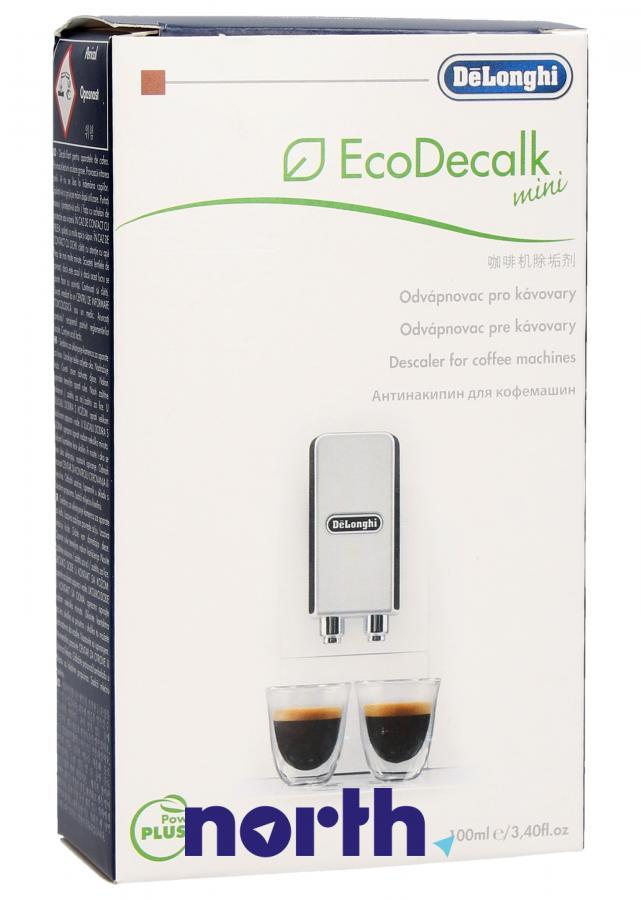 Odkamieniacz do ekspresu DeLonghi EcoDecalk 1x 100ml Mini 5513295991,0