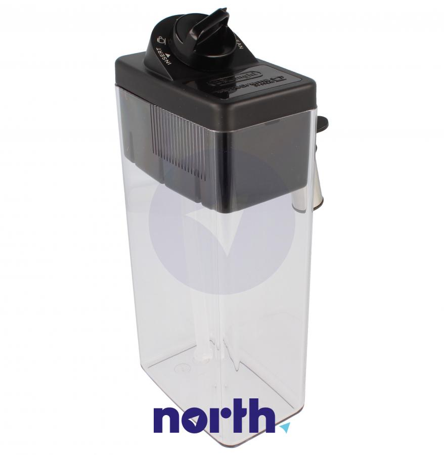 Zbiornik na mleko kompletny do ekspresu DeLonghi DLSC012 5513296641,2