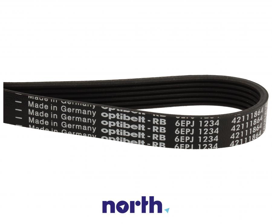 Pasek napędowy elastyczny do pralki Sharp 42111864,2