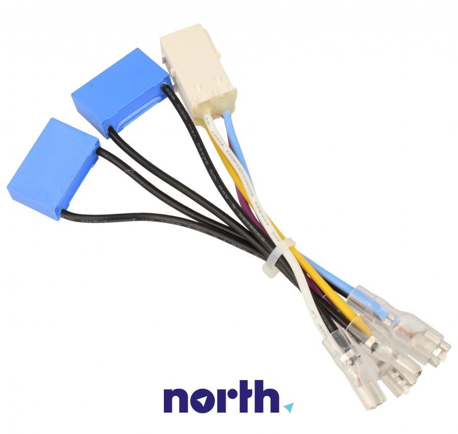 Wiązka przewodów do lodówki Hotpoint 488000303656,1