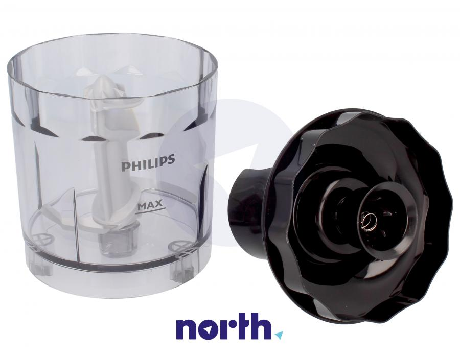 Rozdrabniacz kompletny 300ml  do blendera ręcznego Philips HR1963 420303608241,0