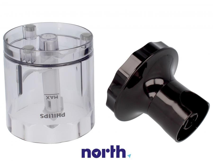 Rozdrabniacz kompletny 300ml  do blendera ręcznego Philips HR1963 420303608241,1