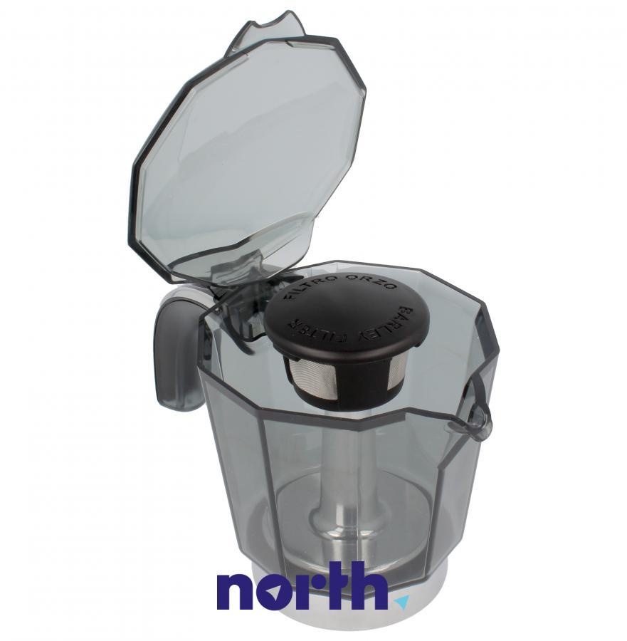 Dzbanek górny na gotową kawę z pokrywką do kawiarki DeLonghi 7313285599,2