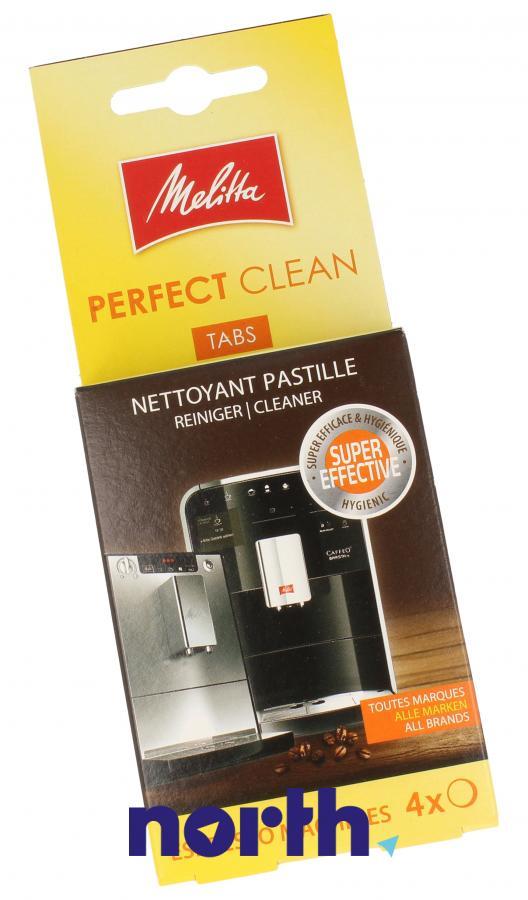 PerfectClean Melita Tabs 4 szt ,0