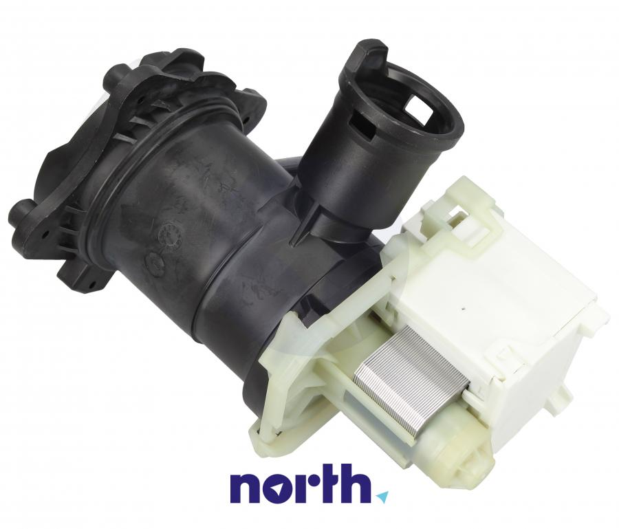 Pompa odpływowa kompletna (silnik + obudowa) do pralki Siemens 00145777,1