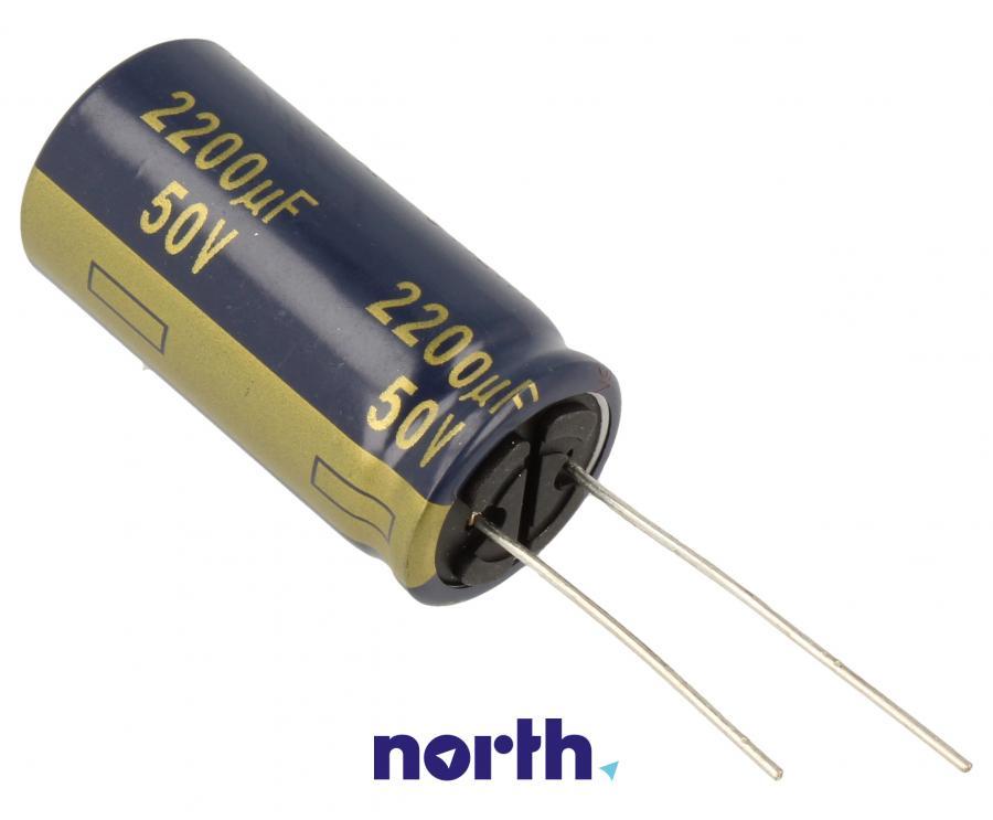Kondensator elektrolityczny EEUFC1H222,0