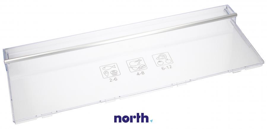 Front szuflady zamrażarki do lodówki Beko 4948150800,0