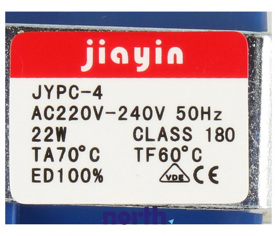 Pompa wody do generatora pary Philips JYPC-4 996510074542,3