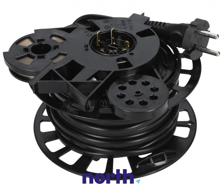 Zwijacz kabla z kablem zasilającym i wtyczką do odkurzacza Bosch 12005079,1