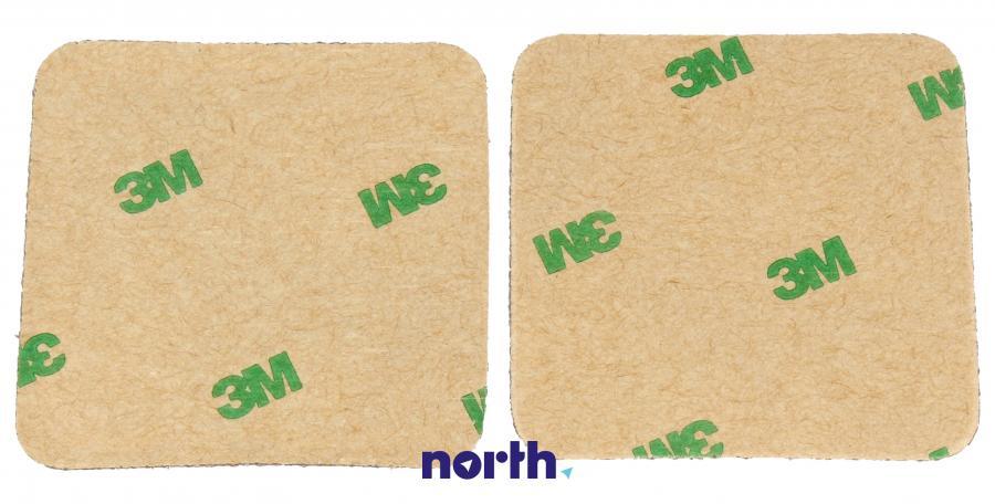 Podkładki antywibracyjne pod stopki do pralki LG AGM73171801,1