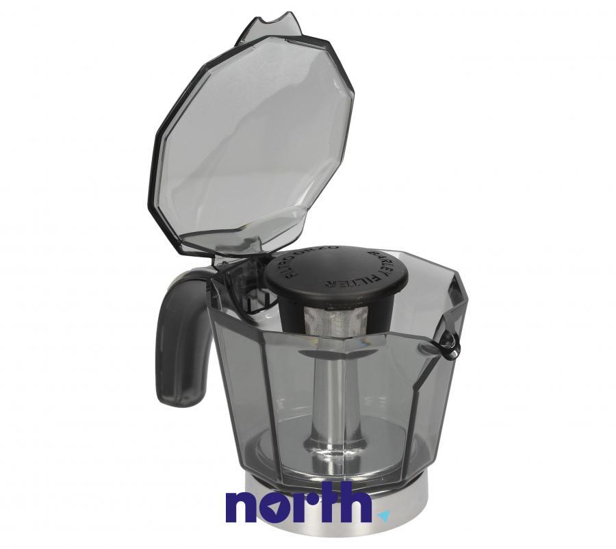 Dzbanek górny na gotową kawę z pokrywką do kawiarki DeLonghi 7313285559,2