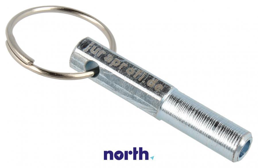 Owalny klucz serwisowy do ekspresu JURA 1110097,0