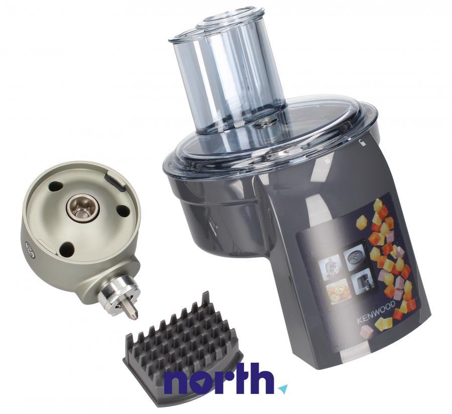 Przystawka do krojenia w kostkę do robota kuchennego Kenwood KAX400PL AW20010009,0