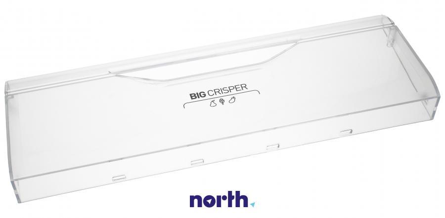 Front szuflady suwanej chłodziarki do lodówki Indesit 482000072351,0