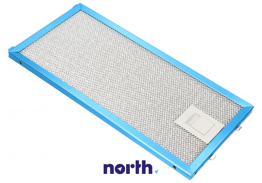 Filtr przeciwtłuszczowy metalowy (aluminiowy) do okapu AEG 4055348199,0