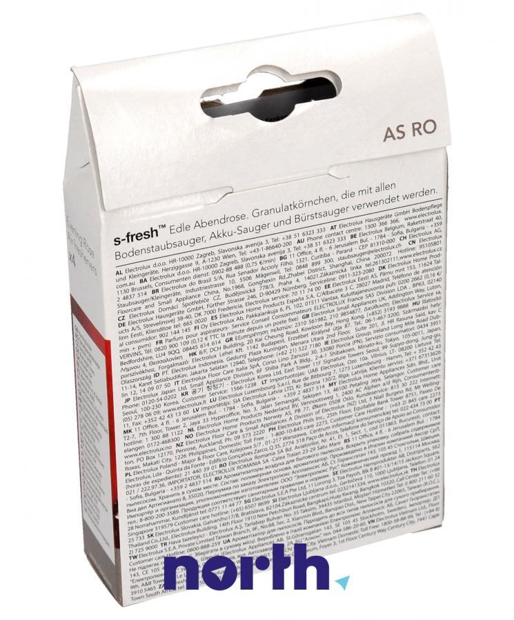 Wkład zapachowy różany 4szt. S.fresh ASRO4 do odkurzacza,1