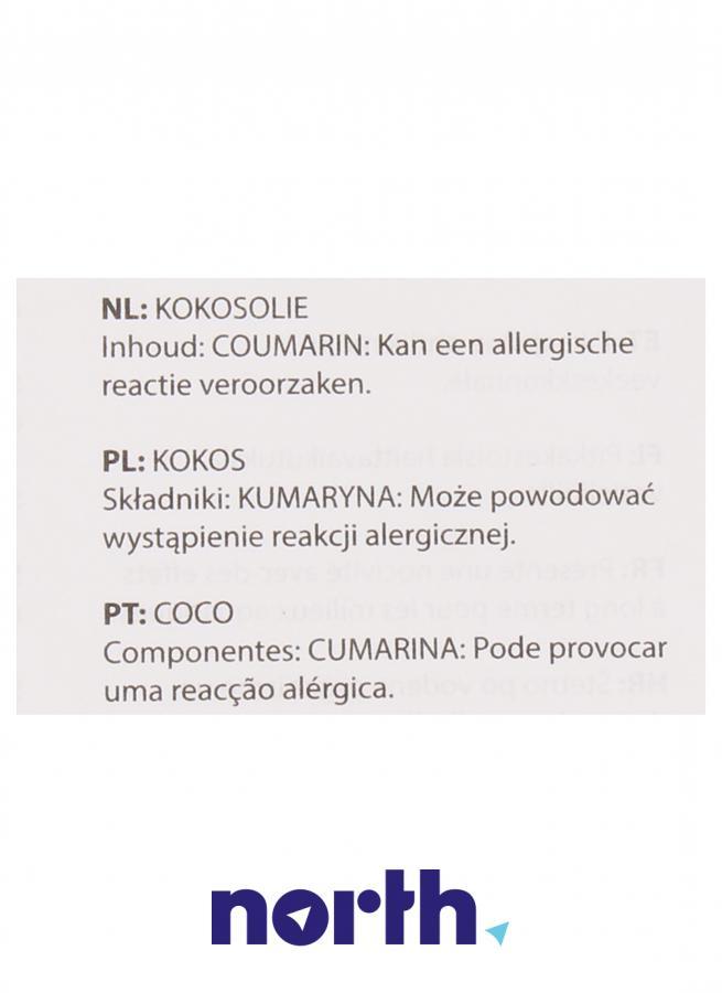 Wkład zapachowy egzotyczny 4szt. S.fresh ESCO4 do odkurzacza,2