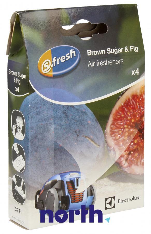 Wkład zapachowy figowy 4szt. S.fresh ESF1 do odkurzacza,0