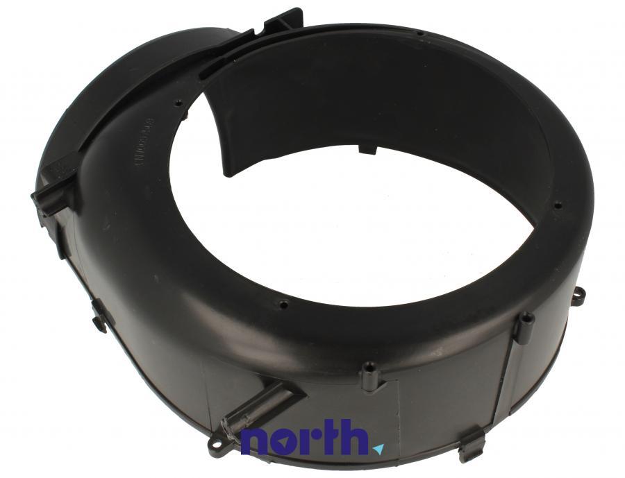 Lewa obudowa wentylatora do okapu Gorenje 496853,1
