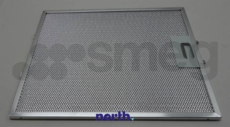 Filtr przeciwtłuszczowy metalowy (aluminiowy) do okapu Smeg 693410706,0