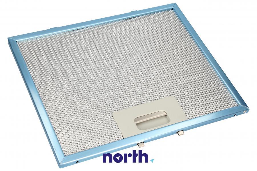 Filtr przeciwtłuszczowy metalowy (aluminiowy) do okapu Smeg 683410817,0