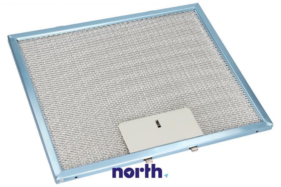 Filtr przeciwtłuszczowy metalowy (aluminiowy) do okapu Smeg 683410817,1
