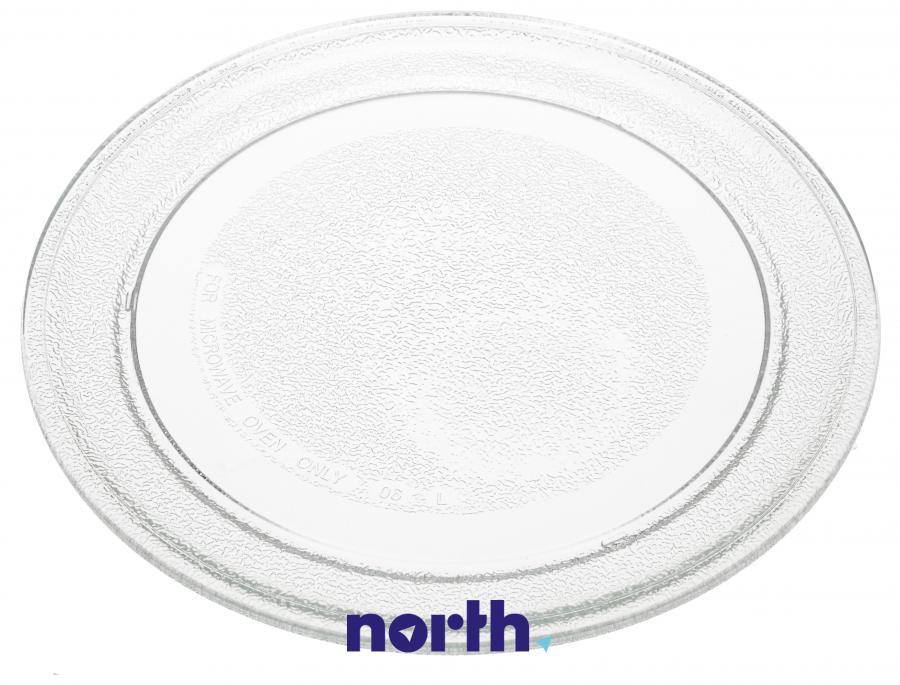 Talerz szklany 24.5cm do mikrofalówki Amica 1034054,0