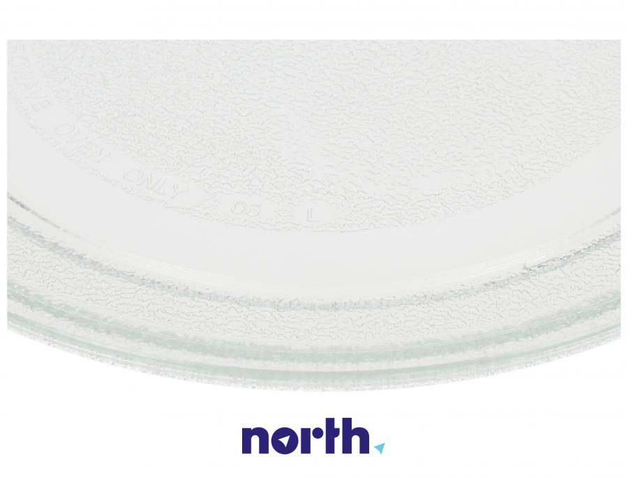 Talerz szklany 24.5cm do mikrofalówki Amica 1034054,1