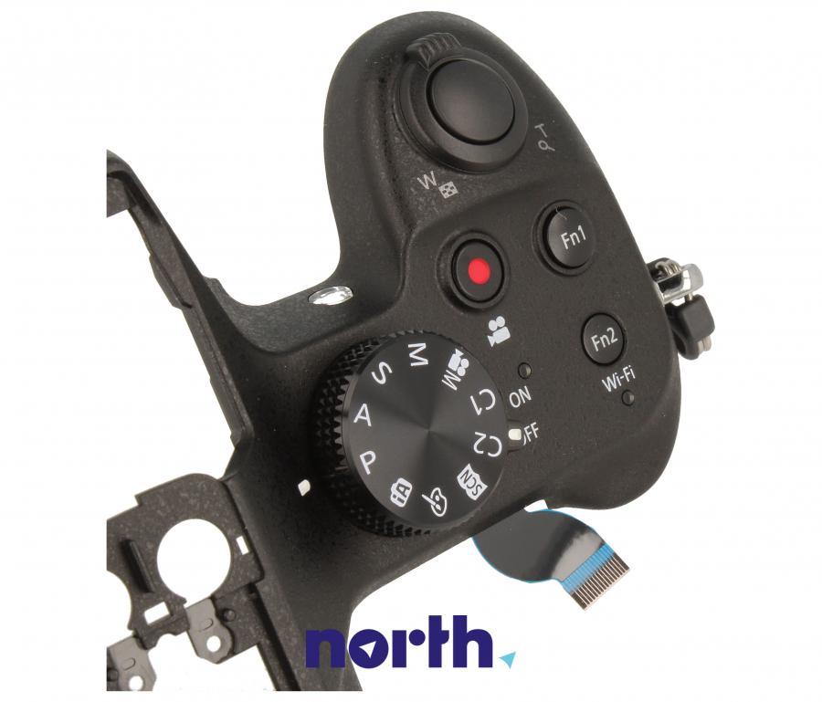 Górny panel sterujący do aparatu fotograficznego Panasonic SYK1278,5