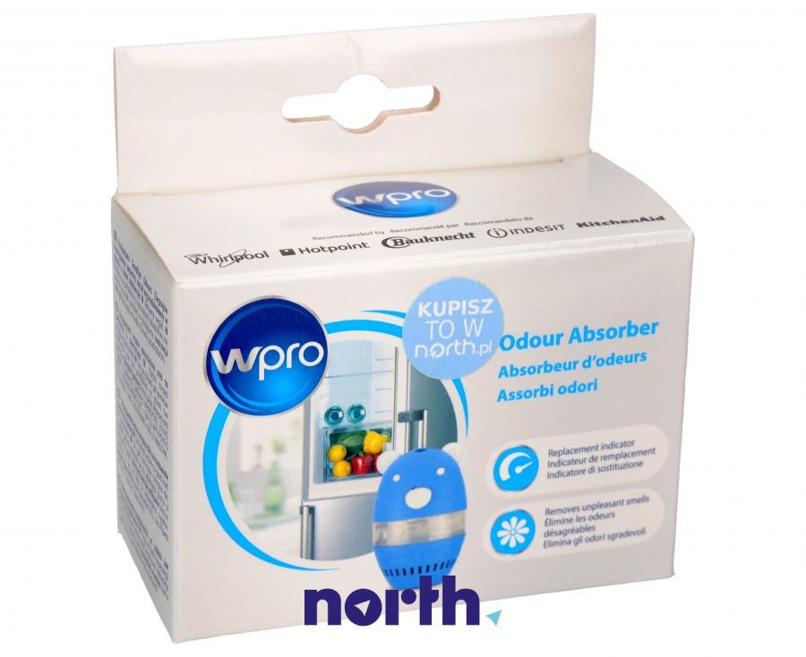 Pochłaniacz zapachów do lodówki Whirlpool DEO213 484000008433,0